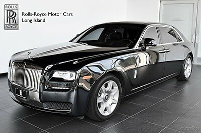 2015 Rolls-Royce Ghost EWB (Certified Pre-Owned) Unlimited Miles Warranty Including Maintenance Expires - 11/26/2019