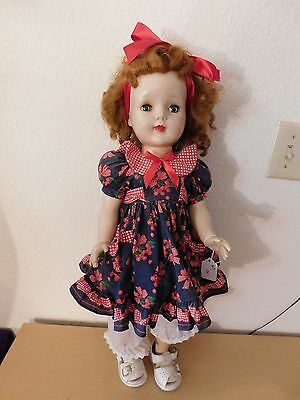 Vintage American Character Amer Char Doll Walking Sweet Sue Toodles 24 Inch Rare