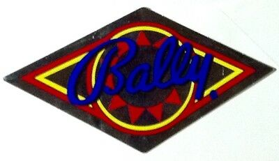 New Bally Pinball Coin Door Sticker  Playboy  Kiss  Wizard  Lost World