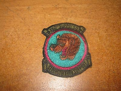 us airforce patch 380th supply sq. strength thru support