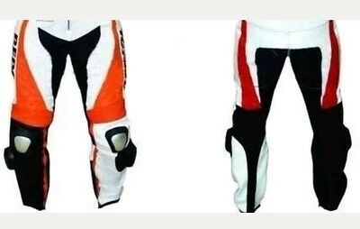 Honda Repsol Motorbike Leather Trouser (Pants)- Ce Approved Full Protection