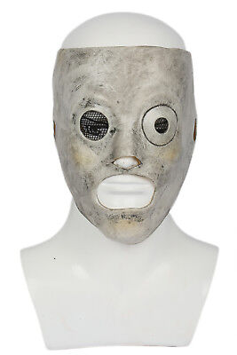 XCOSER Slipknot Corey Taylor Cosplay mask for adults Halloween Party Costume