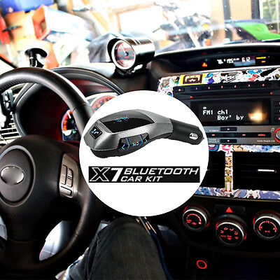 Trasmettitore Wireless Bluetooth X7 Per Auto Mp3 Fm Vivavoce