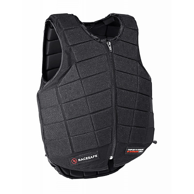 Racesafe Provent 3.0 Adults Body Protector - Black