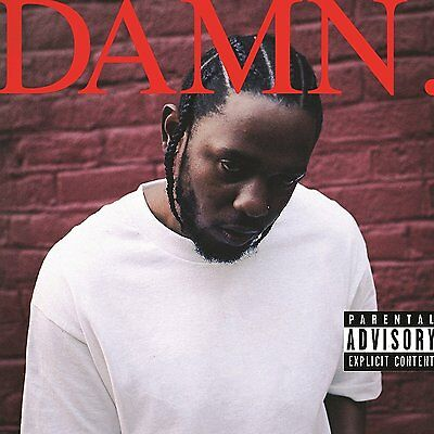 KENDRICK LAMAR - DAMN. (Double LP Vinyl) sealed