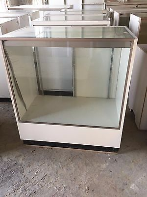 Display Cases for Retail with Electrical Cords-Various Sizes- by AWI Fixtures