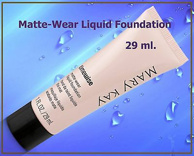 Mary Kay TimeWise Matte-Wear Foundation 29ml.12 Farben neu 2020