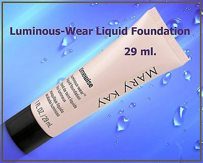 Mary Kay TimeWise Luminous-Wear Liquid Foundation 11 Farben neu 2020