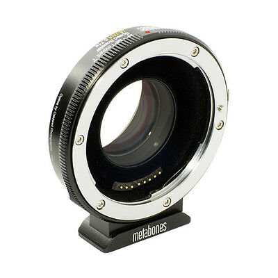 Metabones T Speed Booster Ultra 0.71x Adapter for Canon Full-Frame EF Mount Len