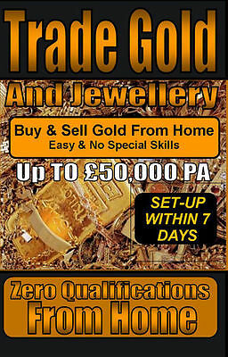 ++++  Trade Gold The Smart Way - Easy Cash Generation - Earn Within 7 Days  ++++
