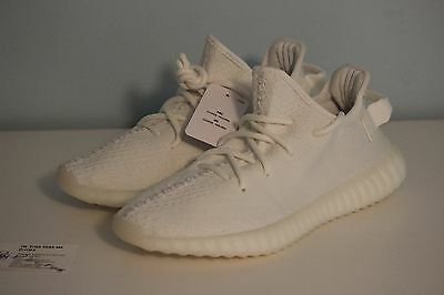 Adidas Yeezy Boost 350 V2 Cream White Size 9.5 Deadstock