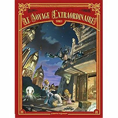 NEUF - BD Le voyage extraordinaire - Tome 3