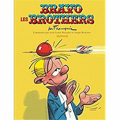 NEUF - BD Bravo les brothers - tome 1 - Bravo les brothers