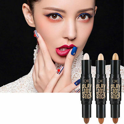 Women Makeup Palette Contour Kit Face Eye Concealer Foundation Cream Invisible