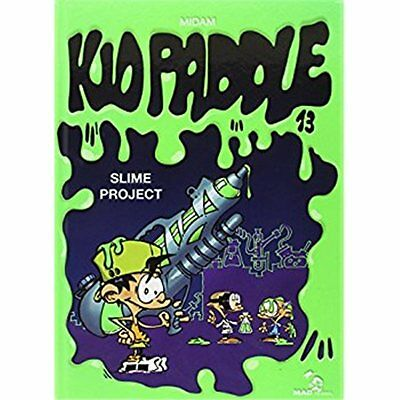 NEUF - BD Kid Paddle - Tome 13 : Slime project