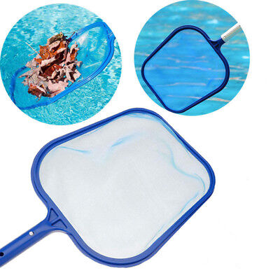 Pool Leaf Skimmer Rake Net Hot Tub Swimming Spa Cleaning Leaves Mesh Tool