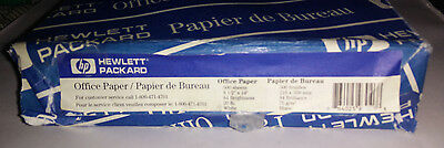 """HP Legal Paper (8.5x14"""") ~Approx. 1 Ream (500 Sheets)"""