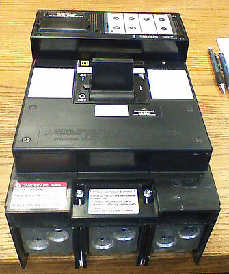 Square D Circuit Breaker LXP36100G 240-600V *Guaranteed NO DOA*