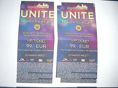 2x vip tickets tomorrowland unite gelsenkirchen schalke arena eur 168 00 picclick de. Black Bedroom Furniture Sets. Home Design Ideas