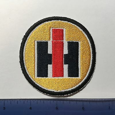 IH International Harvester IH Cub Cadet Patch iron sew on art part gift decal
