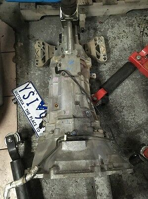Ford Fg 6 Speed Manual Gearbox Non Turbo