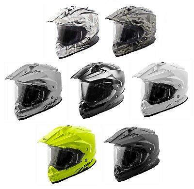 f0a2f16b FLY RACING TREKKER Helmet - MX Motocross Off-Road Dirt ATV Enduro ...