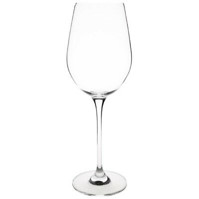 6X Olympia Crystal Campana Wine Glass 380ml 13oz Cocktail Drink Restaurant Home