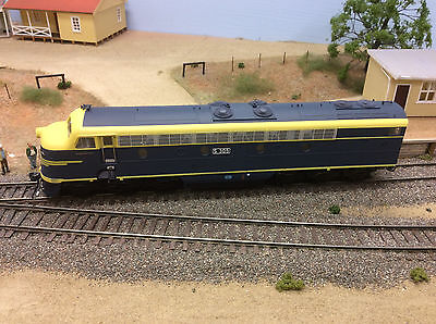 """LATEST RELEASE"" TrainOrama, S Class Locomotive, HO Scale, VR S305"