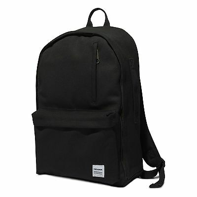 Converse Essential Rubber-coated-back Unisex Bags Black
