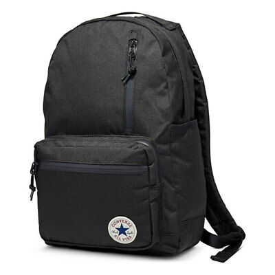 Converse Go Backpack Unisex Bags Black