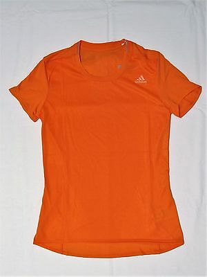 ADIDAS t-shirt donna running SNSS TEE BR5880 col.CORALLO inverno 2017