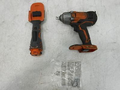 Ridgid Power Tools Impact Wrench and JobMax Console Tool for Parts or Reapair