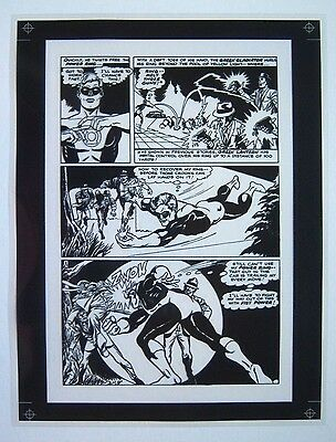 Original Production Art GREEN LANTERN #62, page 11, JACK SPARLING art