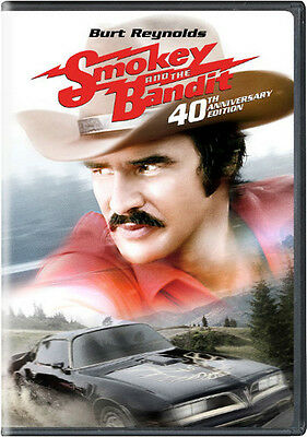 Smokey & The Bandit: 40th Anniversary (2017, DVD NUEVO)2 DISC SET (REGION 1)