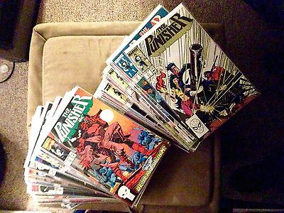 The Punisher 11-61 + 13 more all FN to VF/NM 64 books total