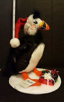 """Annalee 6"""" Puffin Presents  NEW with Tags"""