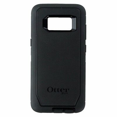 OtterBox Defender Screenless Series Case w/ Holster Clip for Galaxy S8 - Black