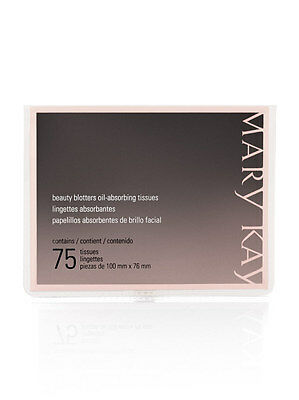 Lingettes absorbantes Mary Kay Beauty Blotters Oil-Absorbing Tissues
