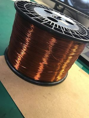 Phelps Dodge 27 AWG Gauge Magnet Wire 10 lbs