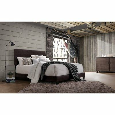 ACME Furniture Lien Collection Twin-Sized Bed Headboard, Polyurethane - Espresso