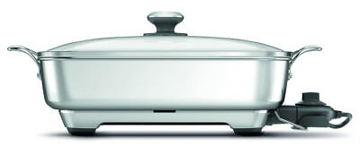 NEW Breville - the Thermal Pro Stainless       - BEF560BSS from Bing Lee