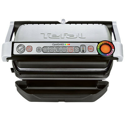 New Tefal OptiGrill+ GC712 Smart Grill from Bing Lee