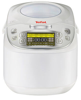 New Tefal - RK812 - 45-in-1 Rice & Multi Cooker