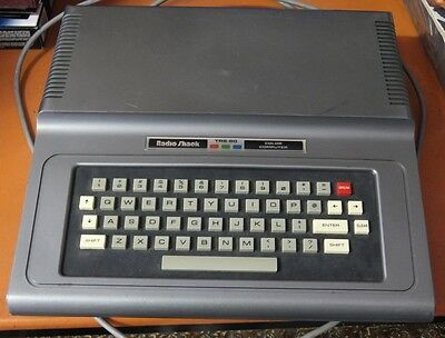 Tandy TRS-80 Color Computer Coco 1 64K Extended Basic by Radio Shack