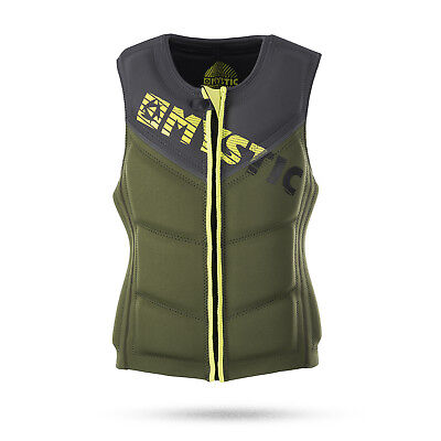 Mystic Star Front-Zip Impact Vest 2017 - Army