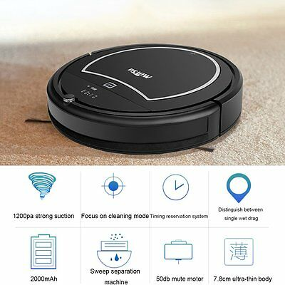MINSU Smart Sweeping Robot Automatic Efficient Vacuum Cleaner Sweeper For AU