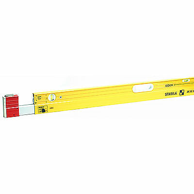 "Stabila 106T Extendable Spirit Level 148"" / 376cm"