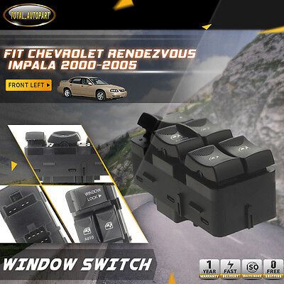 10283834 power window door master control switch lifter for 2000 chevy impala window switch