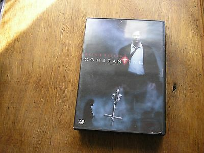 "DVD film action,""CONSTANTINE"",keanu reeves"