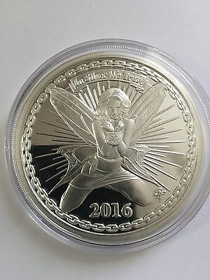 1 x 5oz Silver Alyx Silverbug Round (Extremely Limited Mintage of 1000!!)